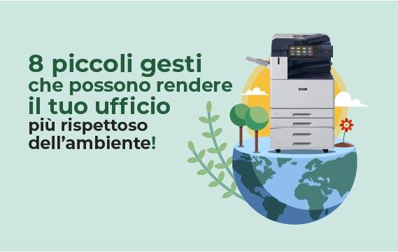 Xerox Earth Smart